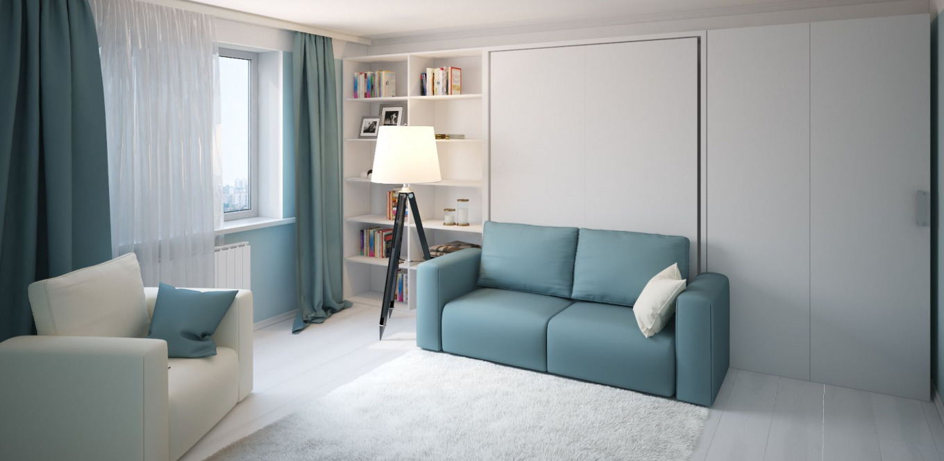 Smart furniture  for apartments series 143